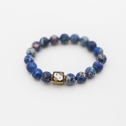 Regalite bead bracelet