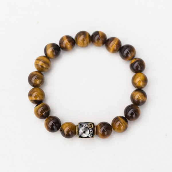 Tigers eye bead bracelet