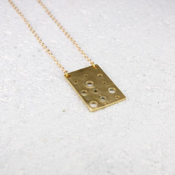 rectangle pendant