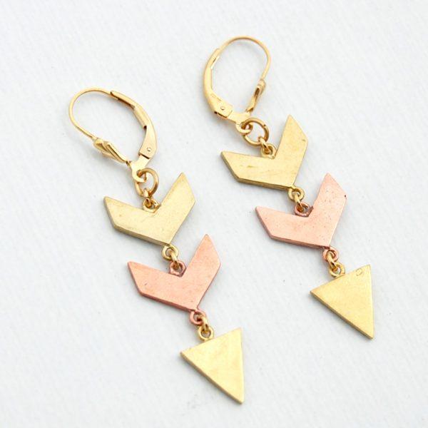 chic earrings