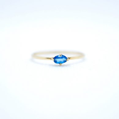 Oval Stone Setting Ring