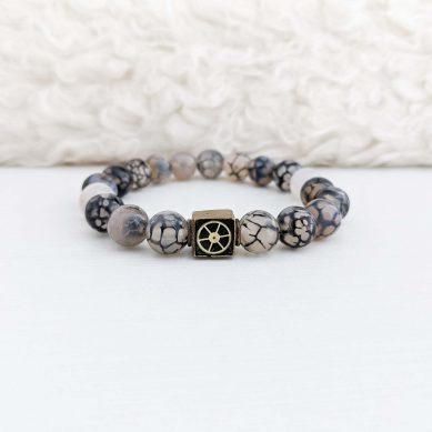 Dragons vein bracelet